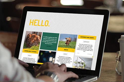 Bevételtnővelő weboldal készítés